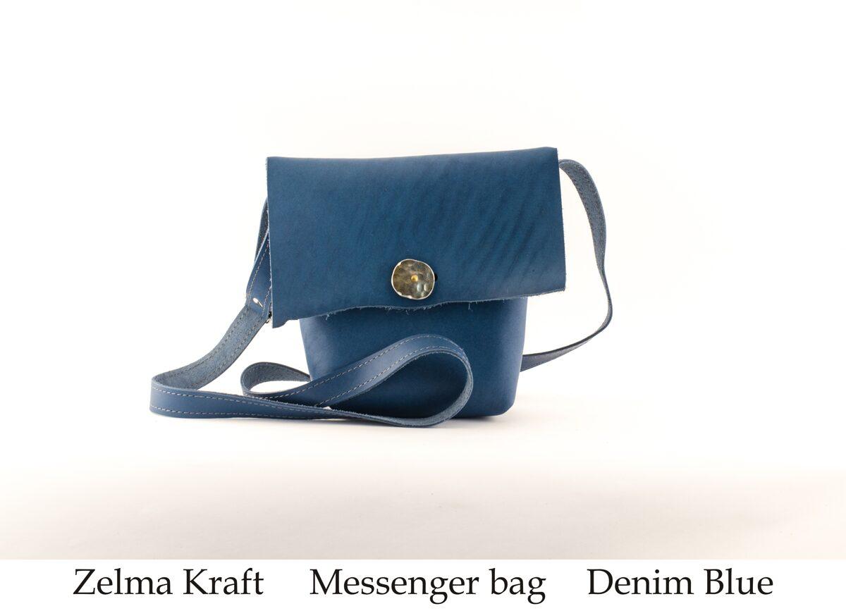 Messenger soma S Denim Blue