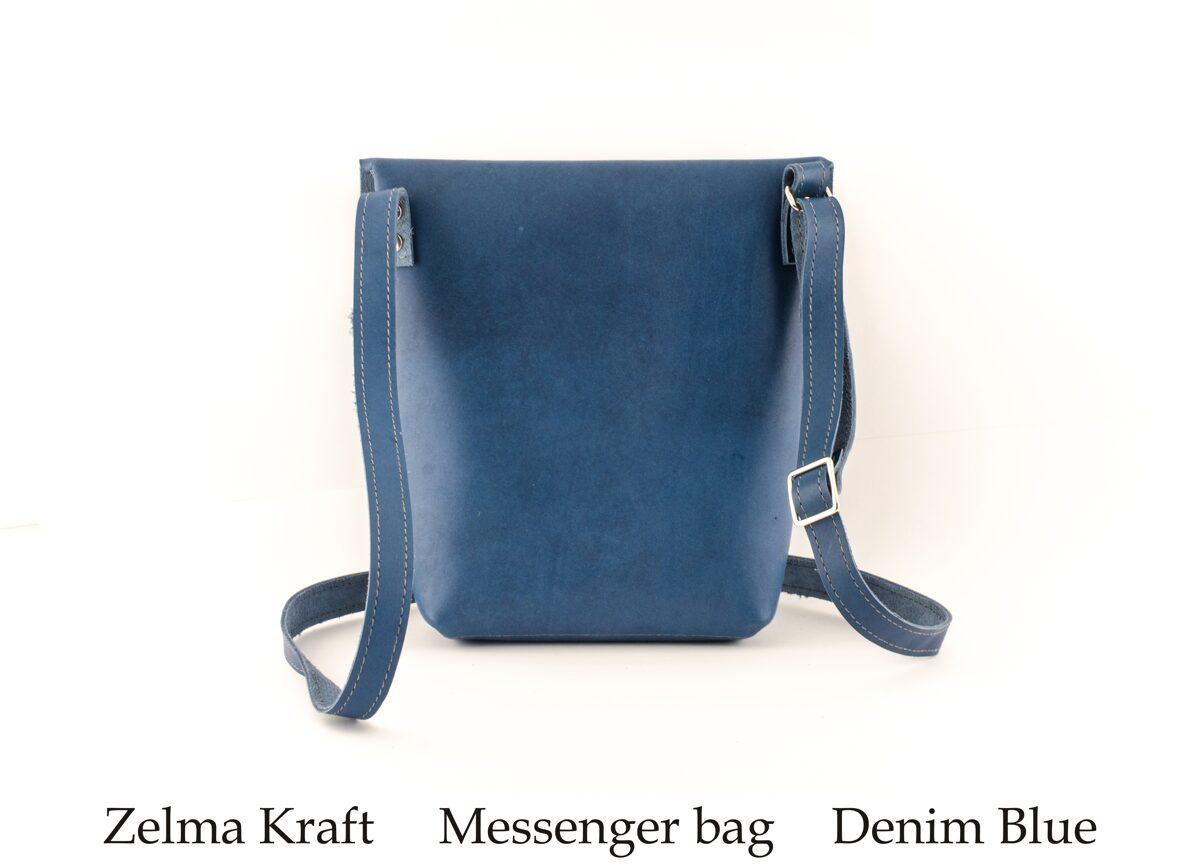 Messenger soma M Denim Blue