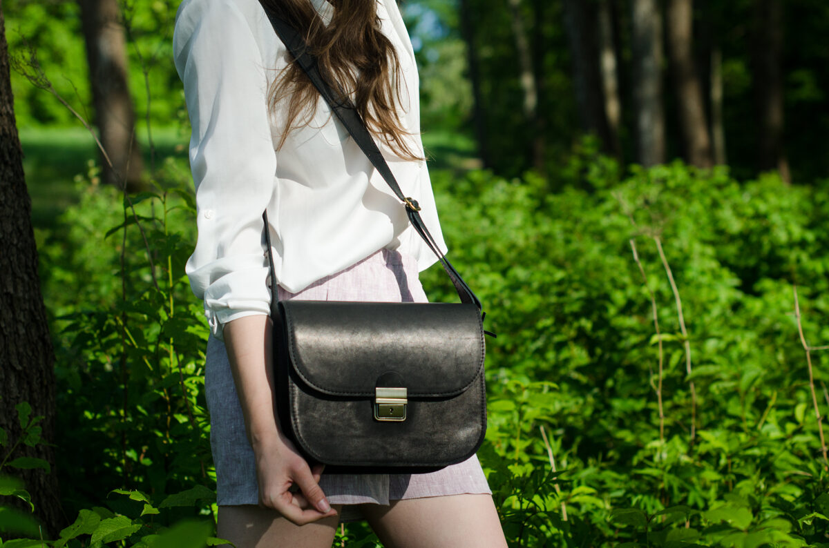 Saddle bag L