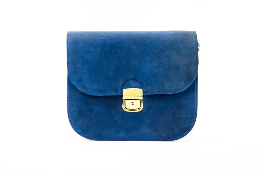 Saddle сумка L Синяя