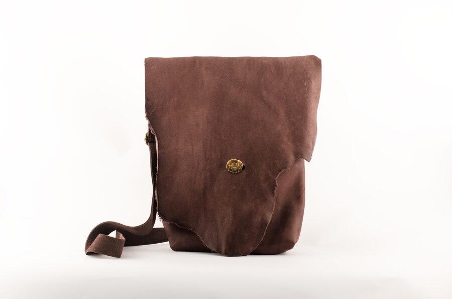 Messenger сумка L Dark Brown