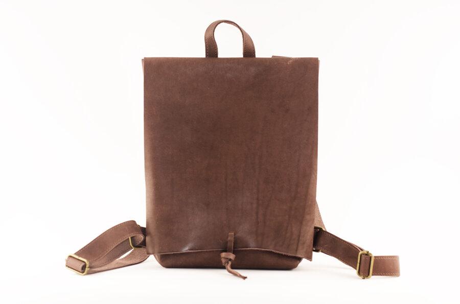 Messenger рюкзак Dark Brown