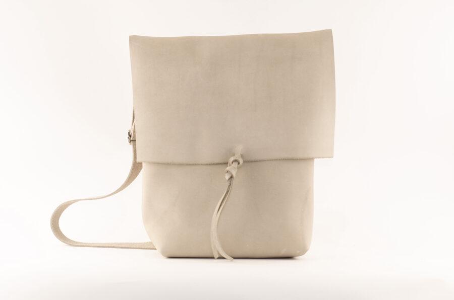 Messenger сумка L Beige