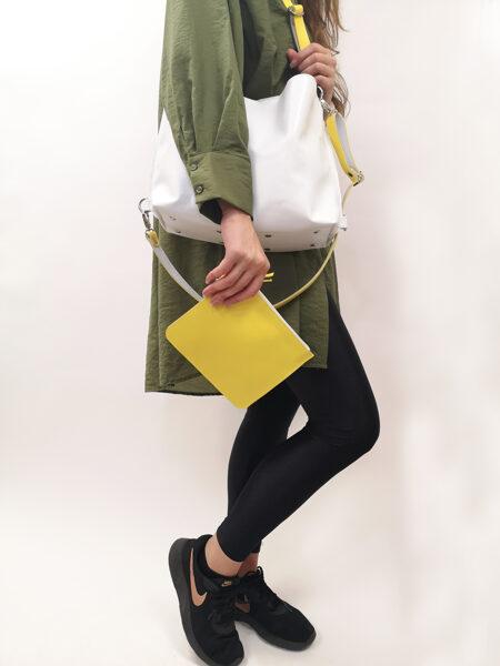 Colorful сумка 3in1 M Белая