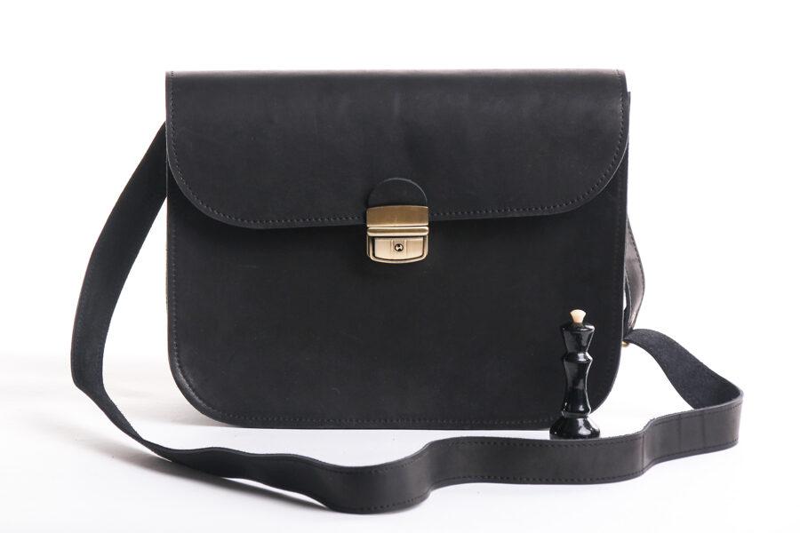 Saddle сумка XL Чёрная